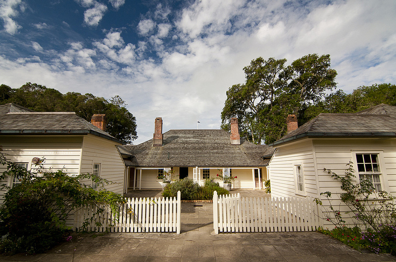 Treaty House - The birthplace of the Treaty of Waitangi. Photo courtesy of puting bagwis