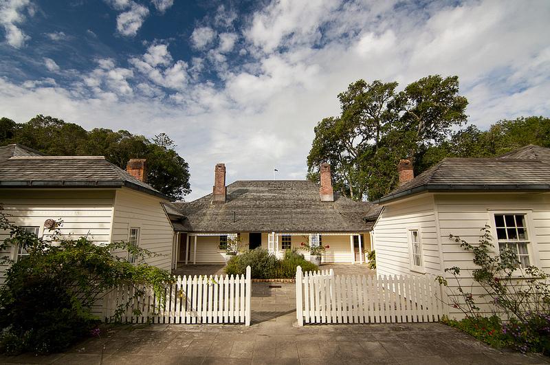 Treaty House - The birthplace of the Treaty of Waitangi. Photo courtesy of puting bagwis