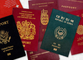 Travel With Most Powerful Passports